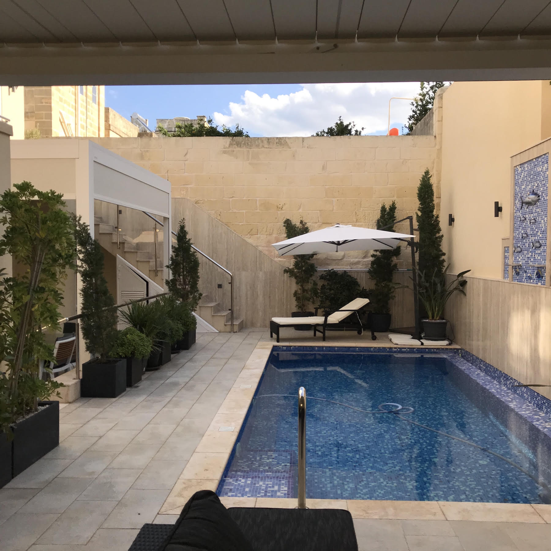 TA' XBIEX – Three bedroom villa being offered for sale