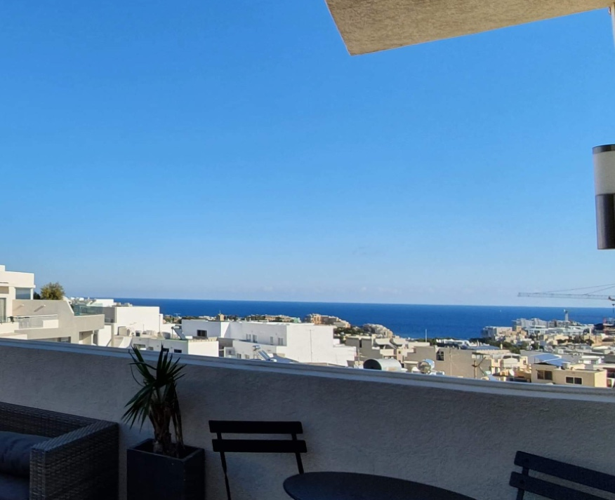 IBRAGG – two bedroom penthouse for sale