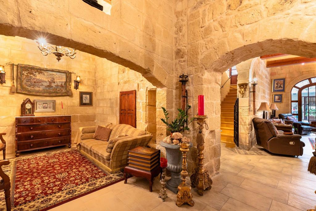 RABAT – Character Townhouse with Pool For Sale