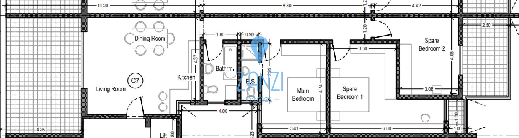 Qormi – 3 Bedroom Penthouse For Sale