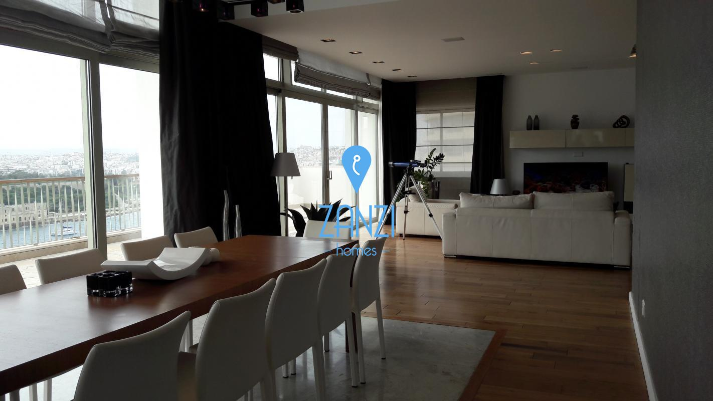 Sliema – 4 Bedroom Penthouse For Sale
