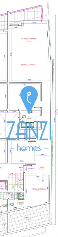 Zebbug – 3 Bedroom Penthouse For Sale